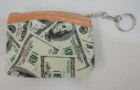 "4.75""X3.5"" Zippered Change Purse [Money]"